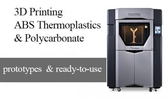 3D Printing rapid prototyping kansas city