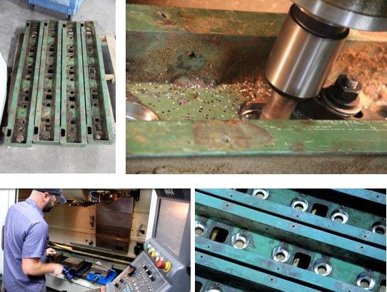 machine shop repairs