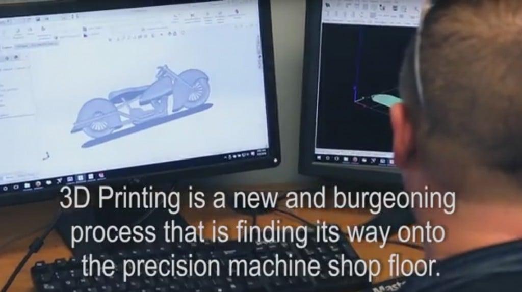 3D Printing in Kansas City – Precision Machine Shops
