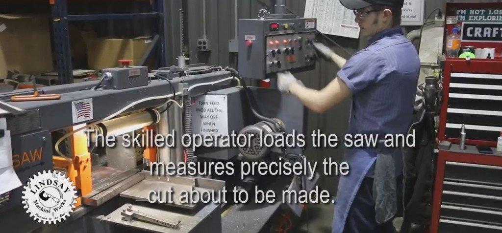 Cutting Steel in Kansas City – Part Preparation