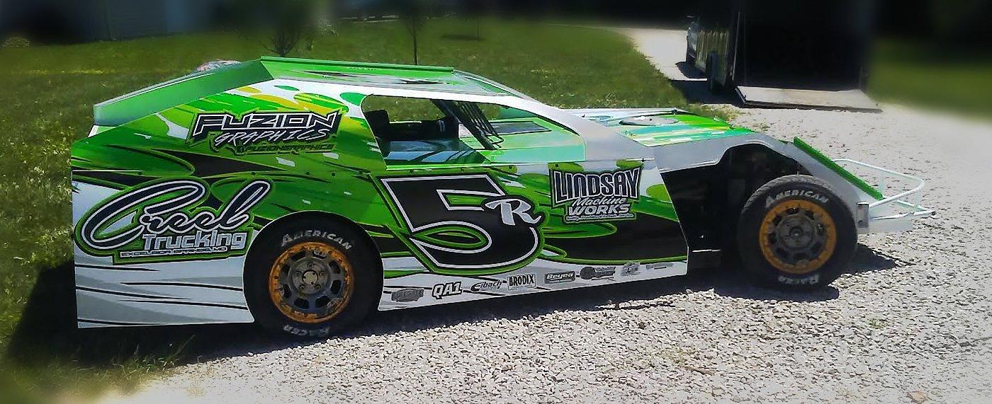 Kansas City Machine Shop Sponsors USRA B-MOD Racecar – Precision ...