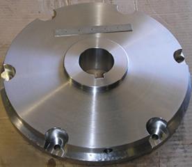 CNC Milling Machine Shop