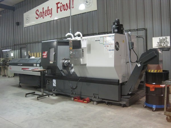 Dual Spindle/Live Tooling