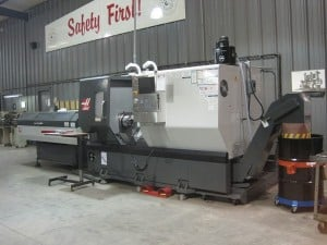 Haas-turning lathe cnc mill