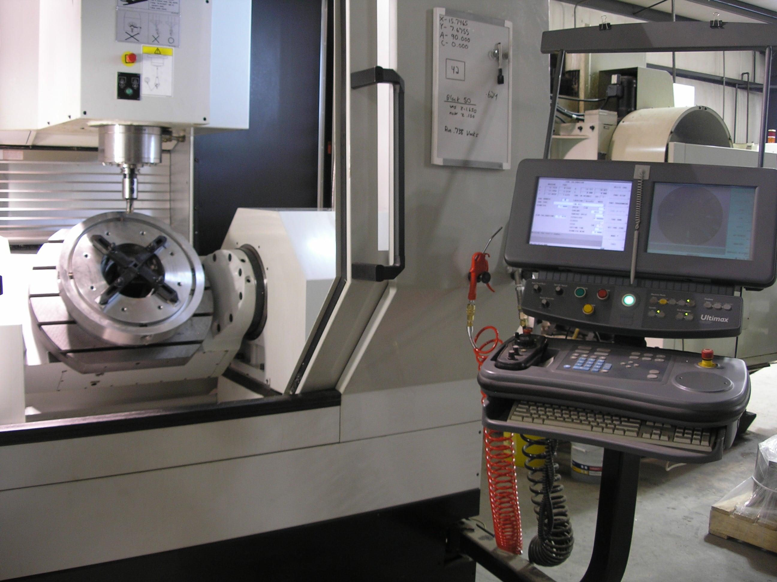 CNC Machining Lindsay Machine Works in Kansas City