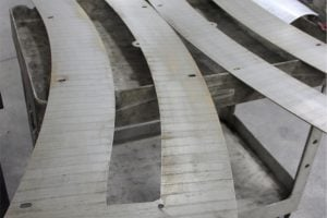Flow Waterjet Cutting Project - Kansas City