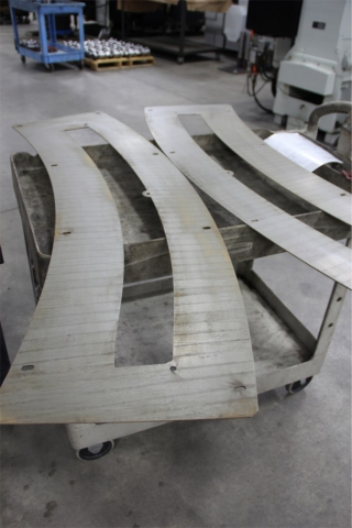 Waterjet Cutting Project - Kansas City