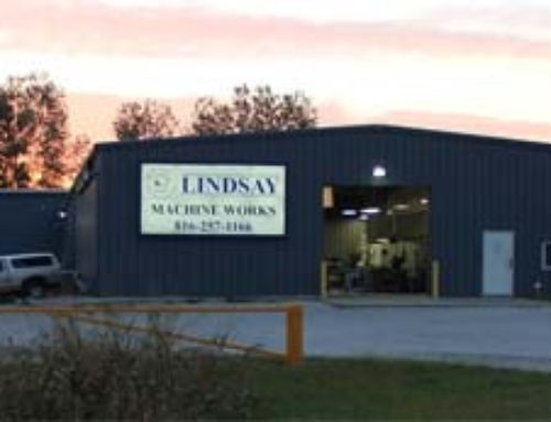 Twenty One-derful Years!  Happy Anniversary Lindsay Machine Works, Inc.