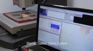starret galileo Vision System
