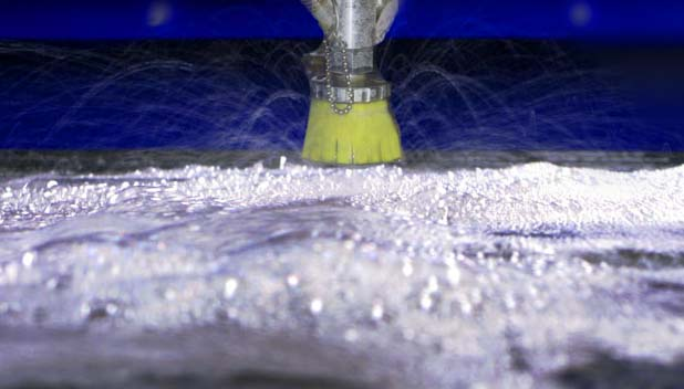 Water Jet Cutter in Kansas City