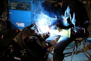 welding machine shops