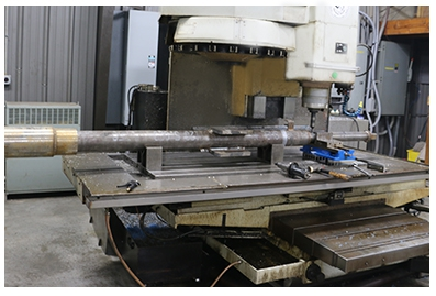 Kansas City CNC Machine shops