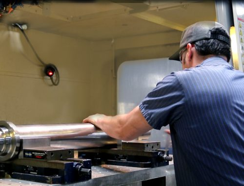 Precision Steel Shaft for Kansas City Manufacturer