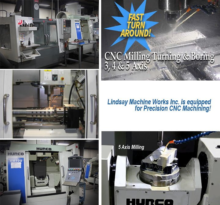 Kansas City Precision Machine Shops