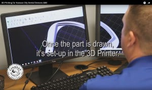 3D Printer kansas city solidworks