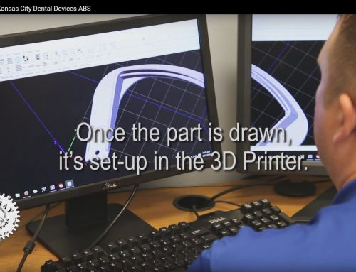 3D Printing for Kansas City Dental Operation – Precision Machine Shops