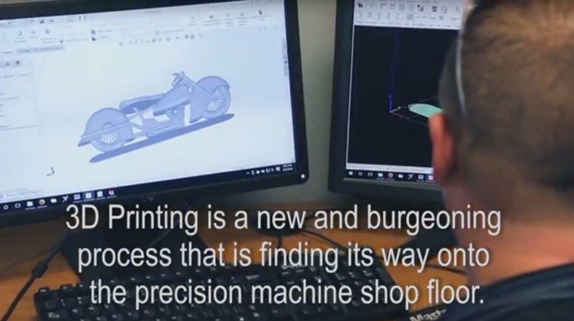 3d printing info