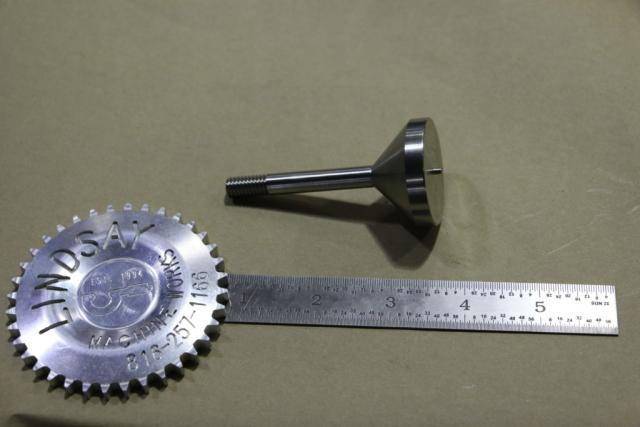 Small Componenet CNC Machining