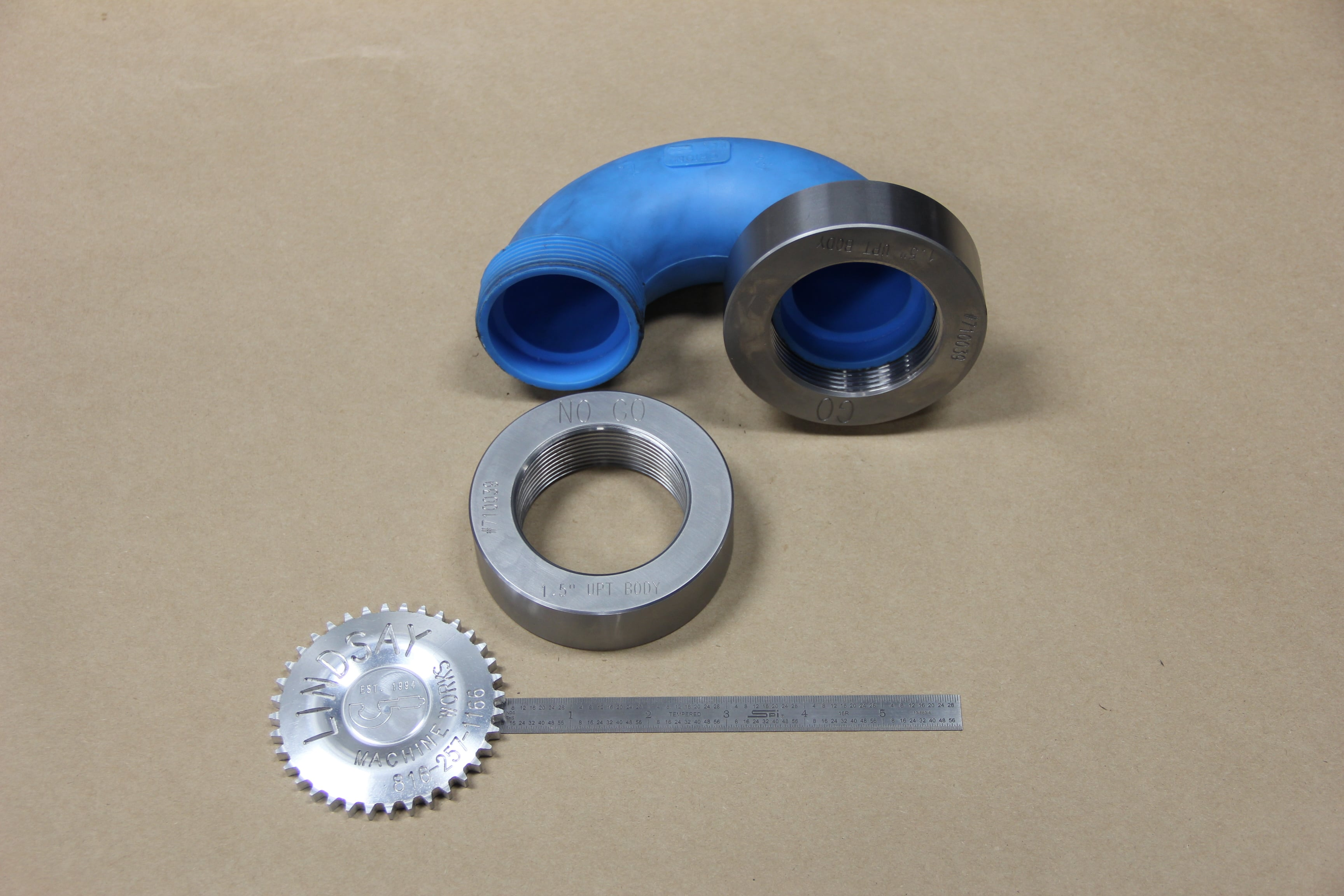 Manufacturing Gauges - Precision Machine Shops
