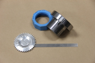 Reverse Engineering - Machine Shop