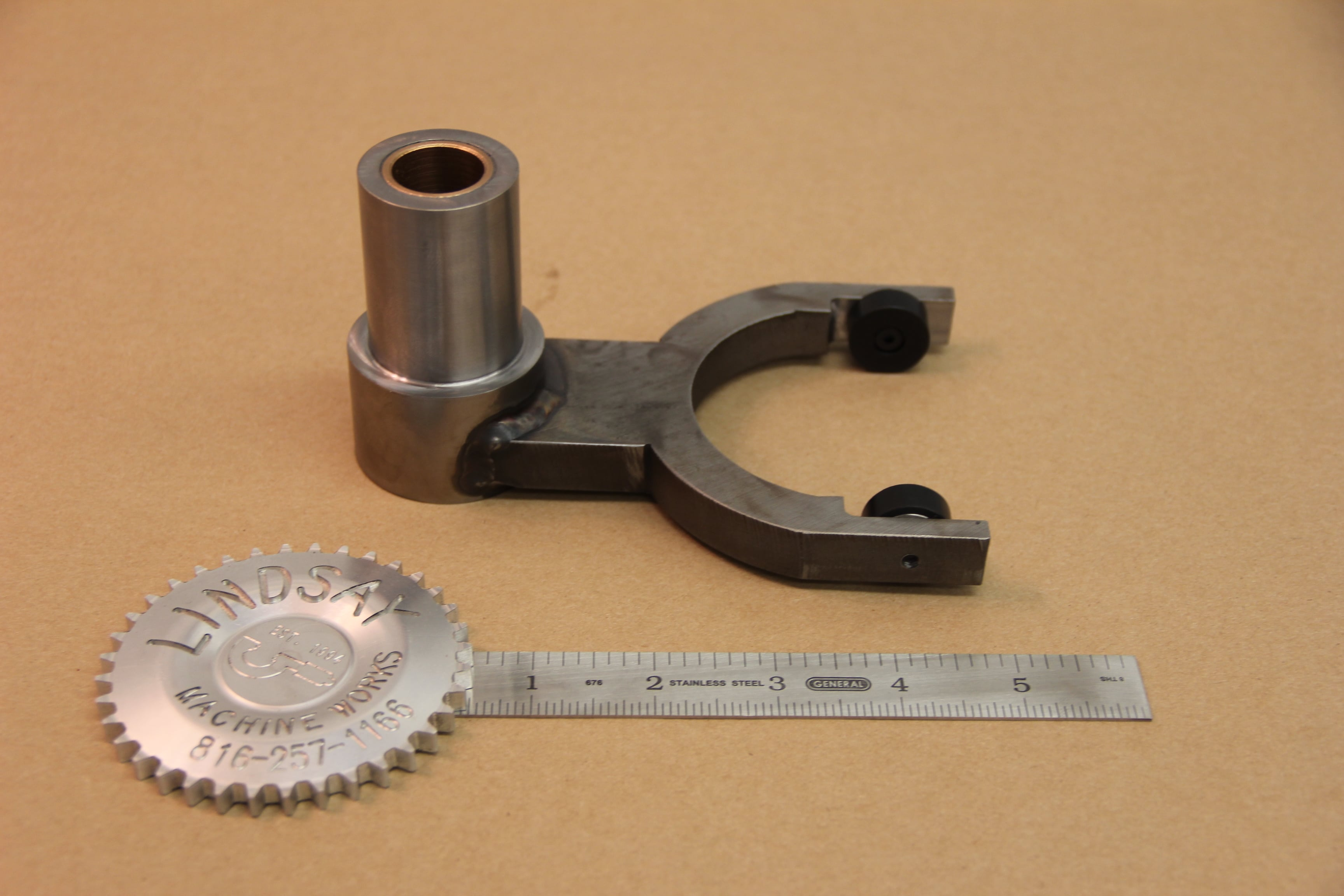 CNC Machining - Metal Machine Works