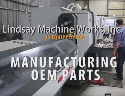 Manufacturing OEM Parts in Kansas City