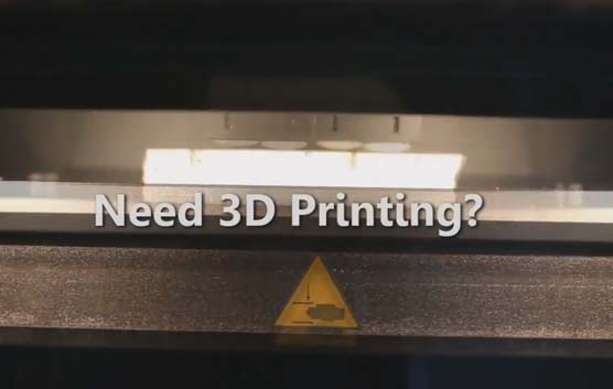 3D Printing - Short Runs - Contract Manufacturing