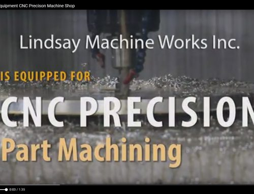 Processing Equipment – Precision Machine Shops