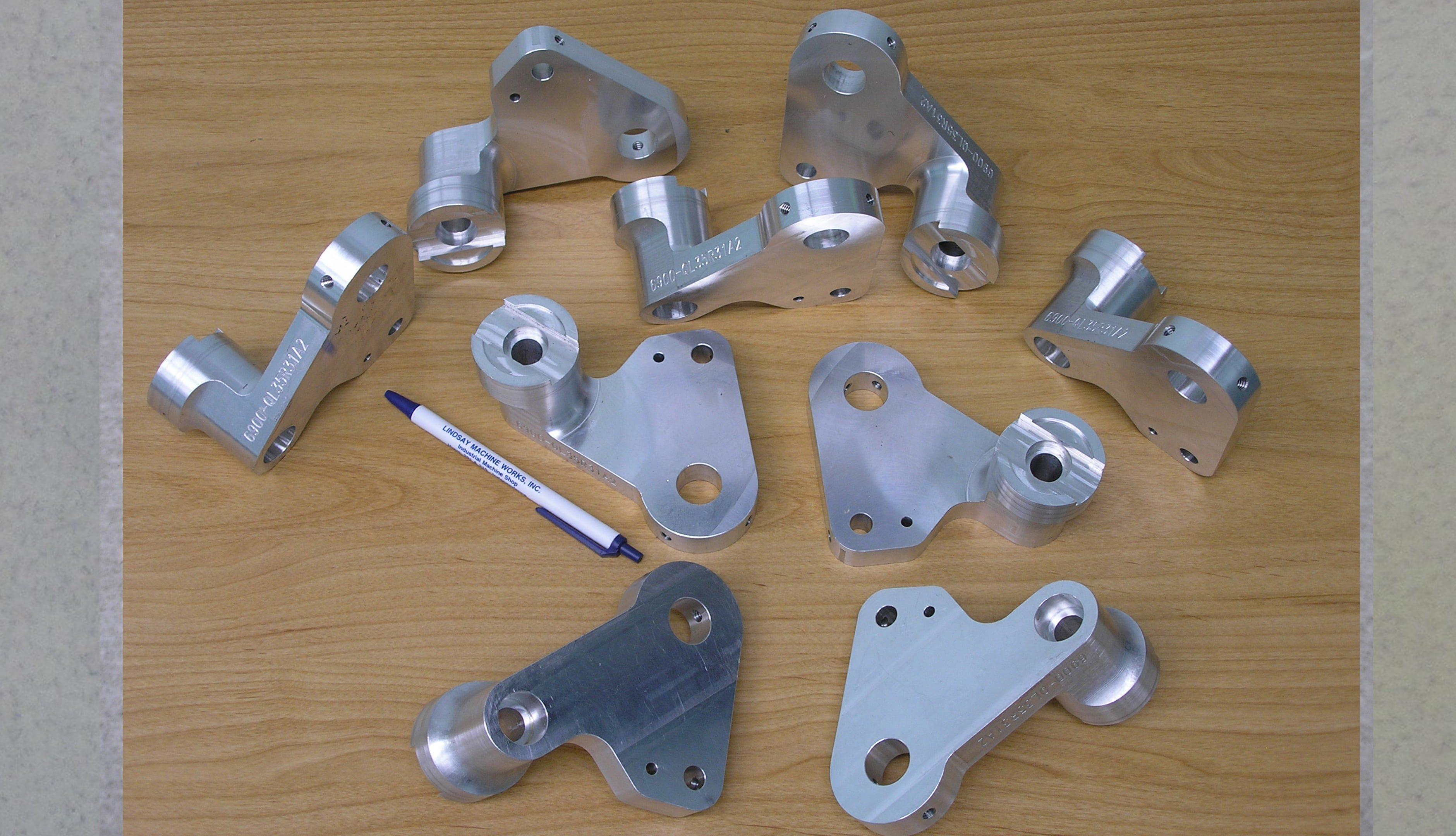 Custom Machining - Small Parts