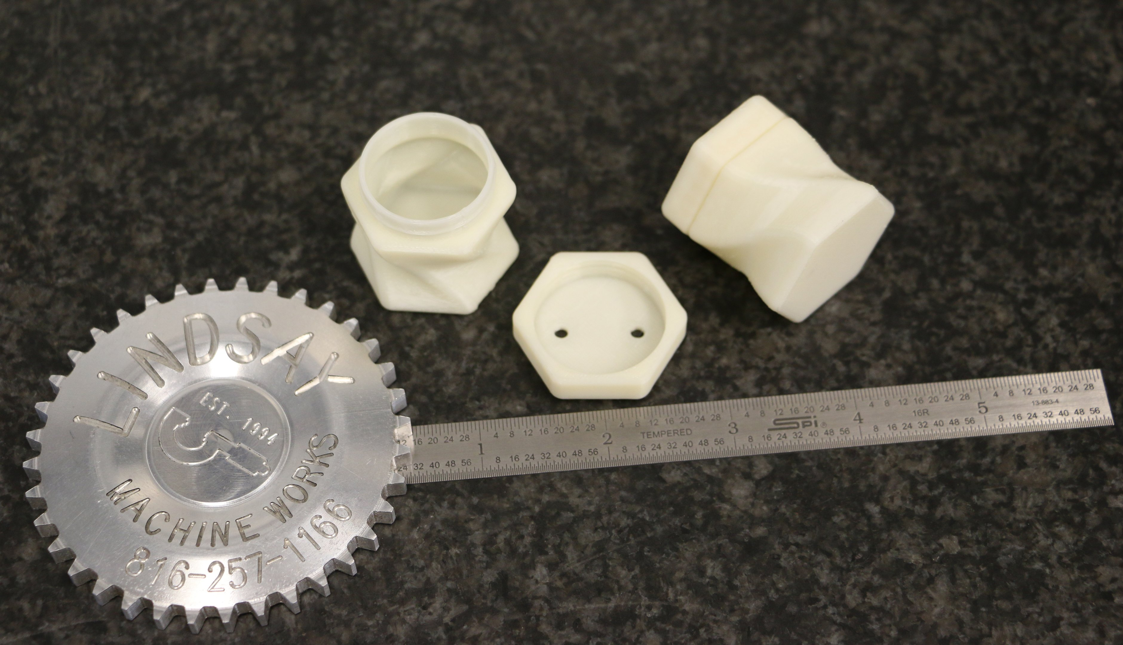 3D Printed Parts - Kansas City