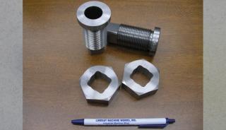 Metal Machining - Small Parts
