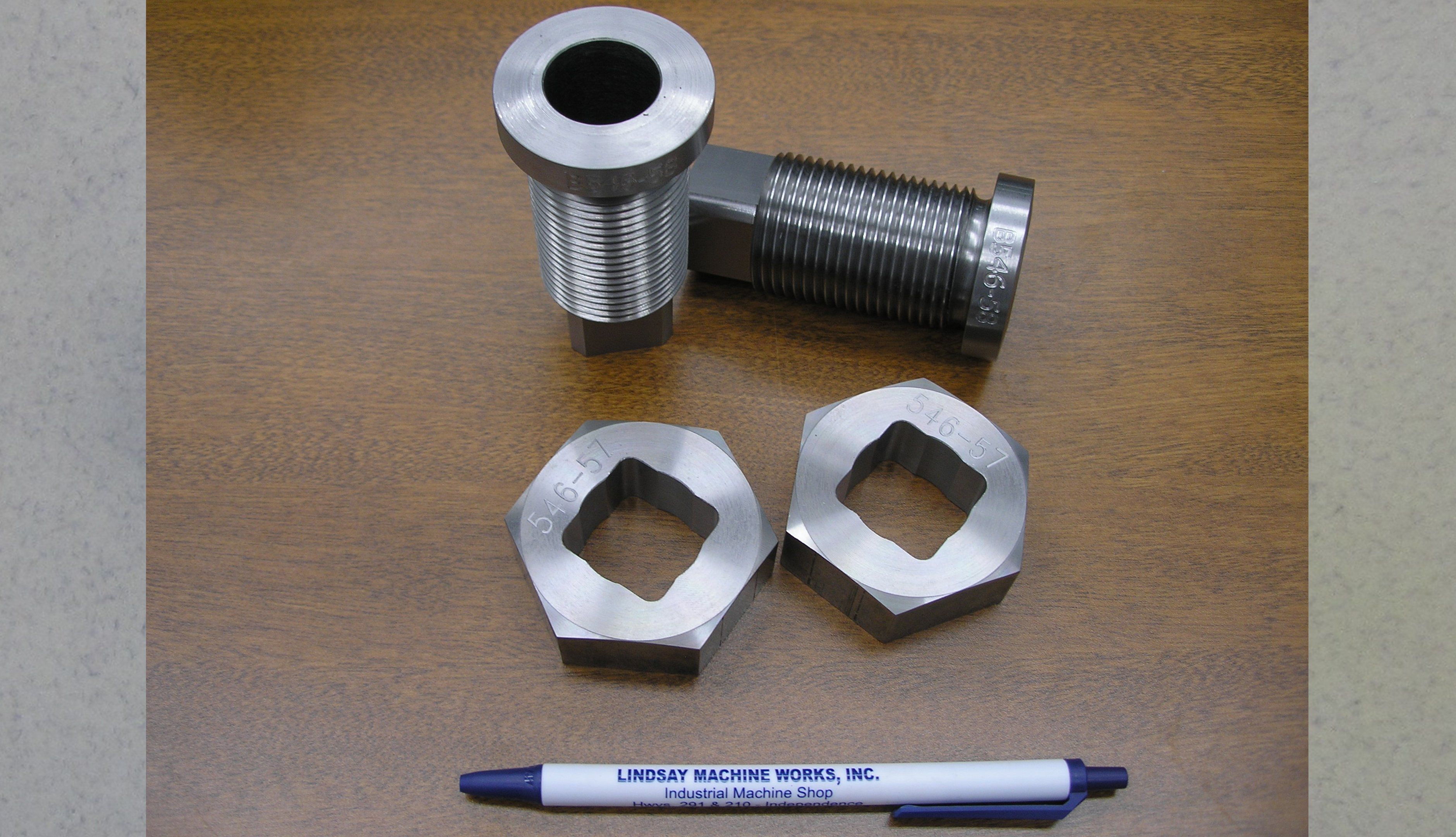 Metal Machining - Small Parts
