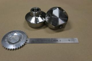 Small Part Machining - CNC Milling