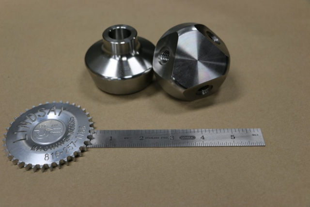 Small Part Machining - CNC Milling