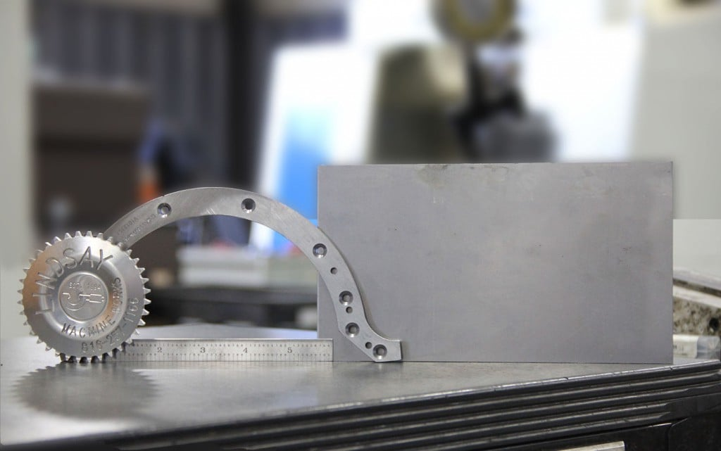 Steel CNC Machining - Kansas City
