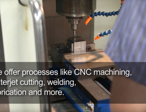 Precision Machine Shop – All Under One Roof!