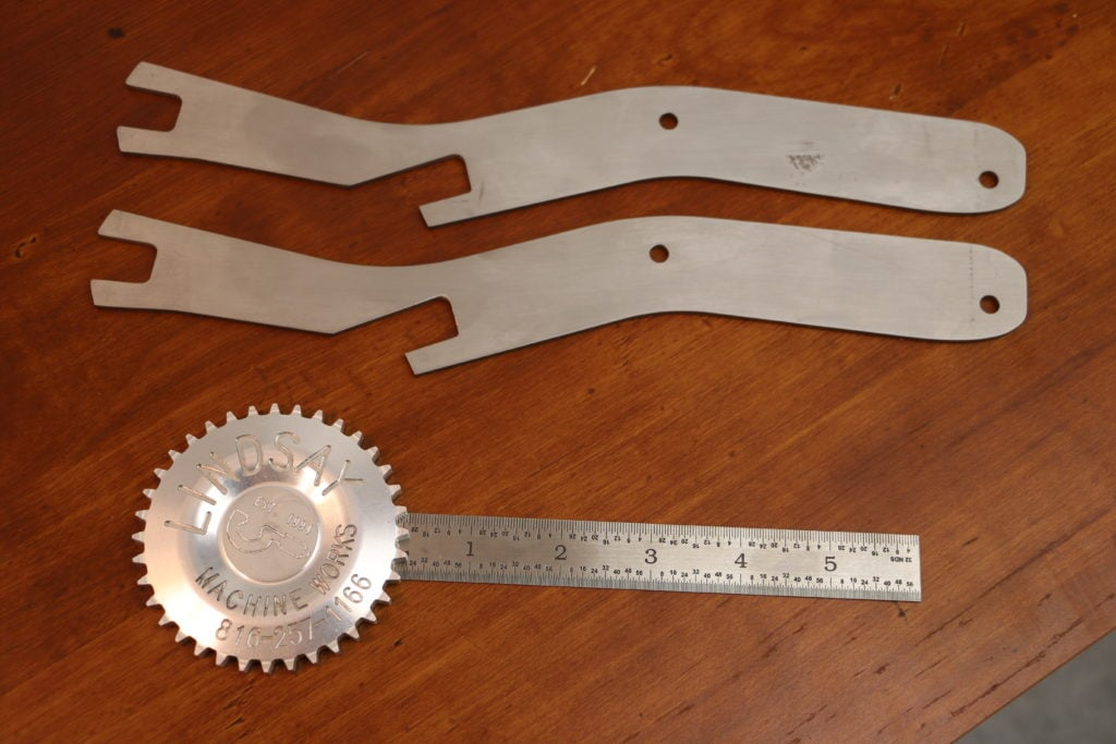 Waterjet Parts