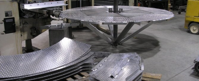 Custom Metal Fabrication Kansas City