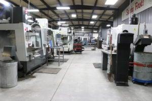 Punch Press & CNC Press Brake Fabrication Shop