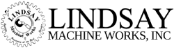 Lindsay Machine Works Inc. Logo