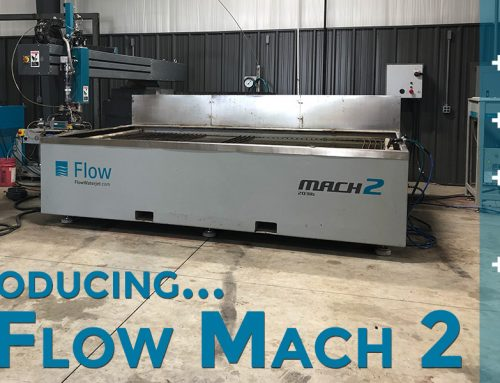 Expanding our Waterjet Cutting Services