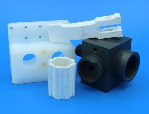 CNC Machined Plastic Parts – Precision Plastic Components & Parts