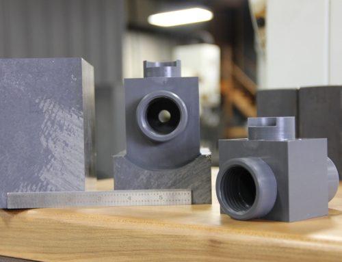 Plastic Parts Machine Shop – Prototype & Production Parts