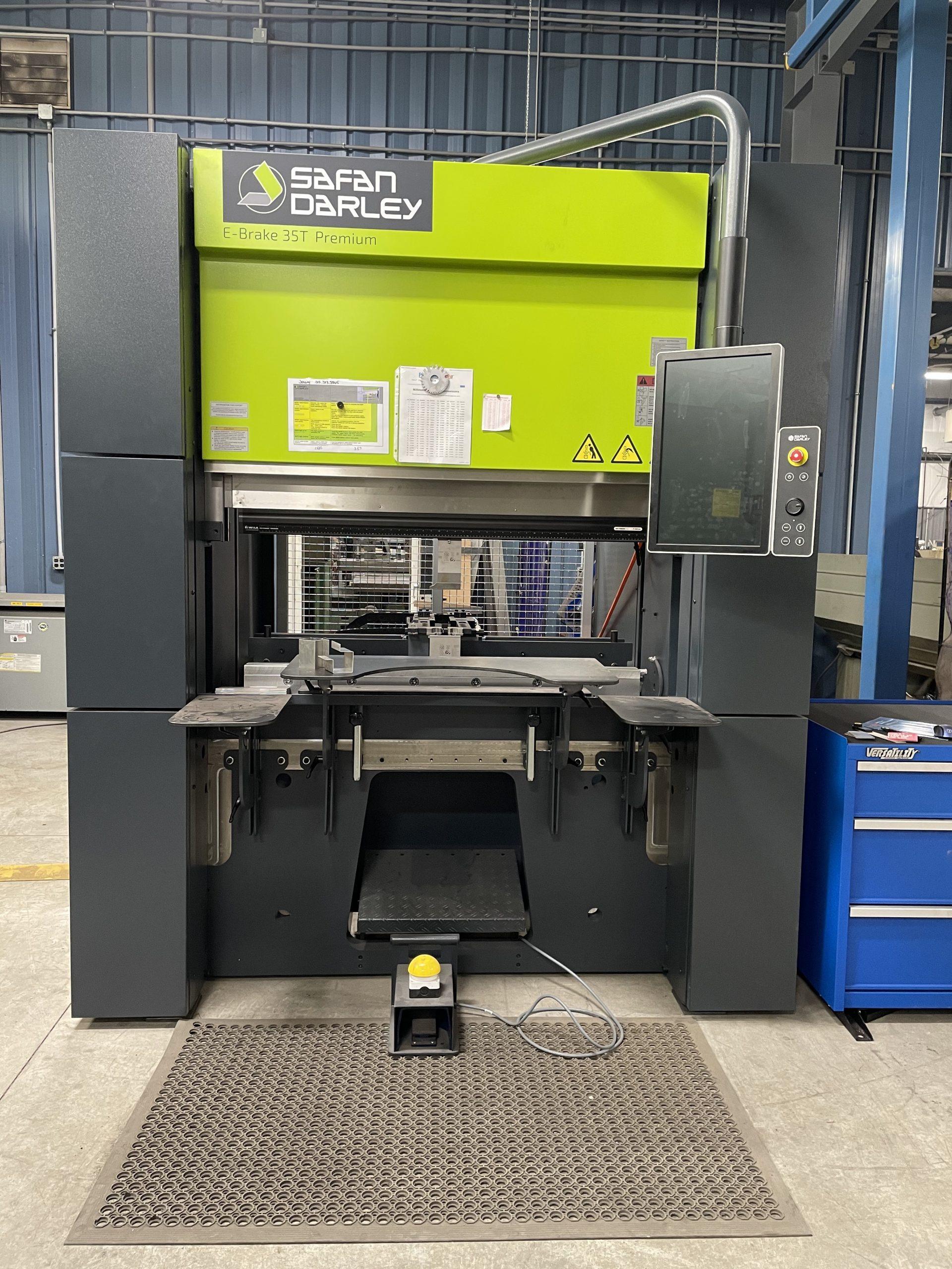 Machine Part Fabrication